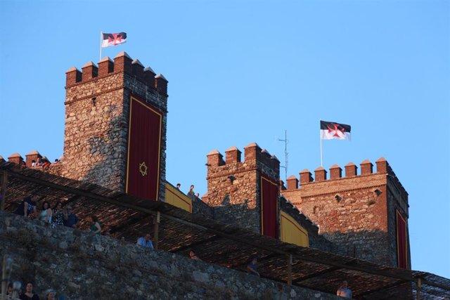 Castillo de Cortegana (Huelva).