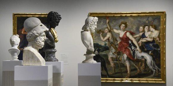 1. CaixaForum trae a Barcelona los mitos, héroes y dioses del Prado