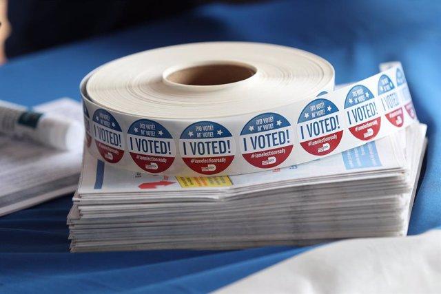 Material per a les eleccions a Florida.