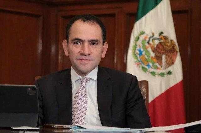 El secretario de Hacienda de México, Arturo Herrera