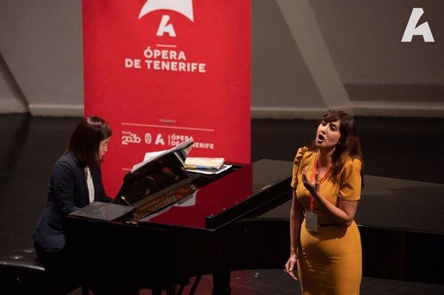 Audición de Opera (e) Studio