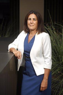 La consejera delegada de Telefónica España, María Jesús Almazor.