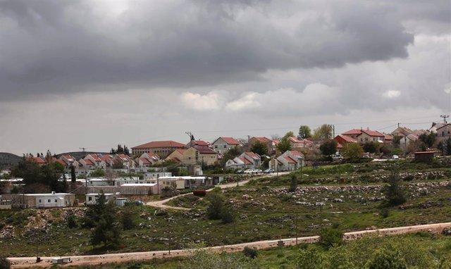 O.Próximo.- Israel aprueba en dos días la construcción de cerca de 5.000 unidade