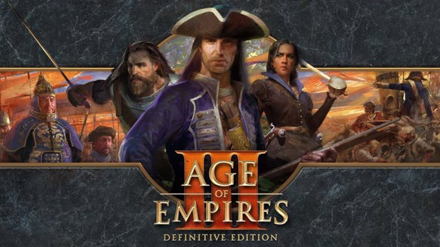 Age of Empires III: Definitive Edition.