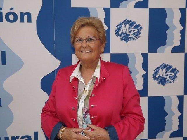 Juana Borrego, Presidenta Nacional de FEMUR