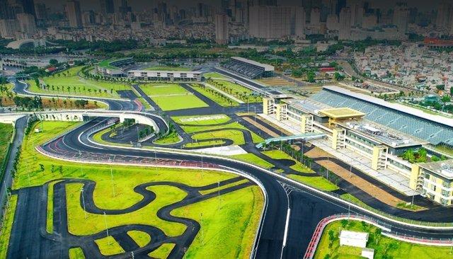 Fórmula 1.- Cancelado definitivamente el Gran Premio de Vietnam por la pandemia