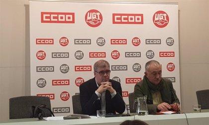 CCOO y UGT piden una prestación extraordinaria por paro para quienes la consumieron en el estado de alarma