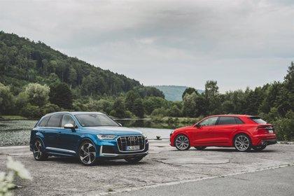 Audi lanza en España los SQ7 y SQ8 con motor V8 de 507 caballos