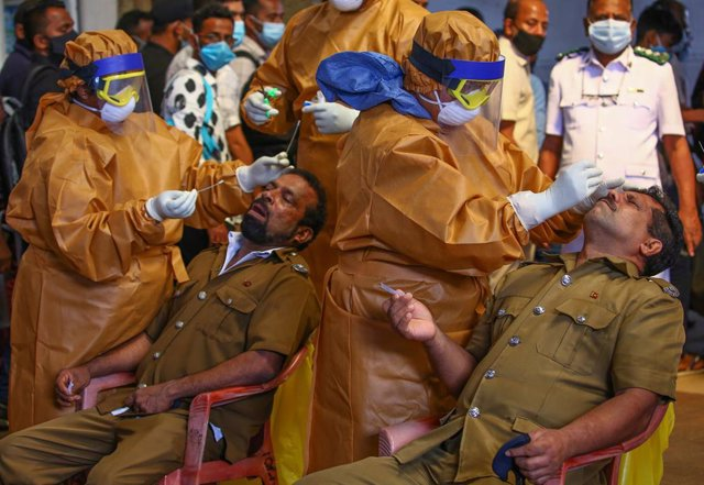 Coronavirus.- Sri Lanka impondrá multas y penas de cárcel a quienes violen las r