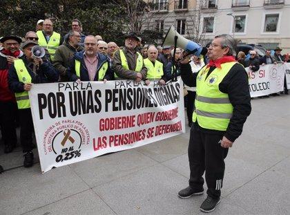 Más de 128.000 personas se suman a la petición de COESPE de auditar la 'hucha' de las pensiones