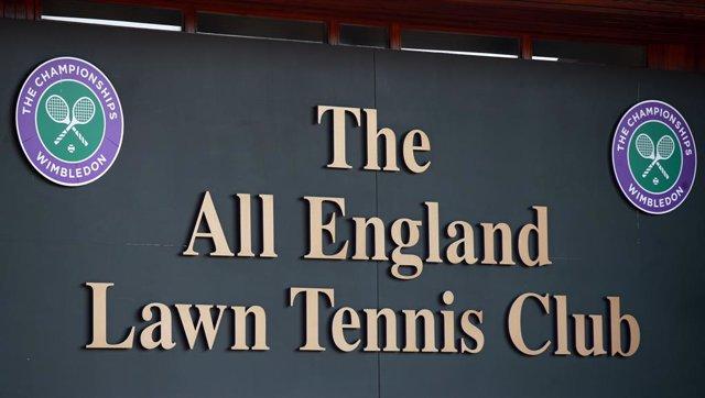 """Tenis.- Wimbledon tiene la """"prioridad"""" de celebrar su edición de 2021 y no desca"""
