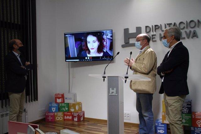 Huelva.- La granadina Ángela Barrera gana el premio de relatos cortos 'Desde el