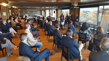 Puertos.-Carmona apuesta por la multimodalidad y cooperación entre puertos en el Encuentro Andaluz de Logística