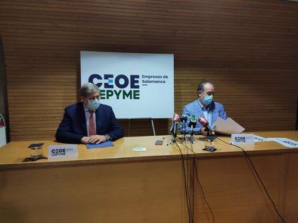 Confaes cambia de nombre y pasa a denominarse CEOE-Cepyme Empresas de Salamanca