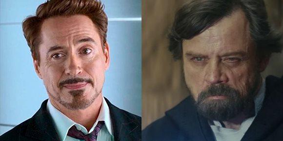 2. Star Wars quiere que Robert Downey Jr. (Iron Man) sea su nuevo gran Maestro Jedi