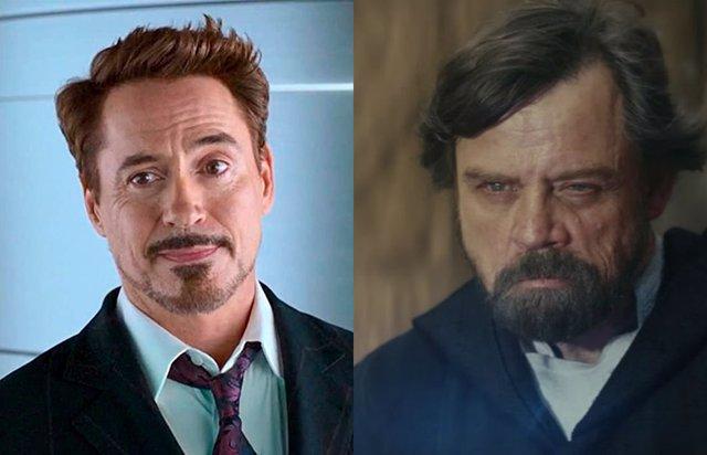 Star Wars quiere que Robert Downey Jr. (Iron Man) sea su nuevo gran Maestro Jedi