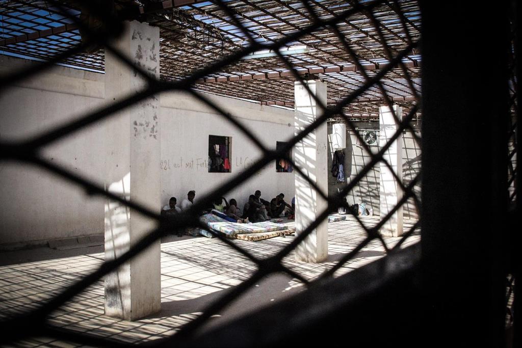 Image ACNUR reanuda sus vuelos de evacuación humanitarios desde Libia tras un paréntesis de siete meses