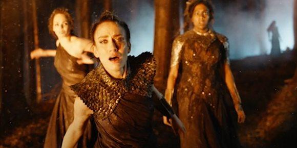1. Llega la guerra total en el tráiler de la temporada 2 de La Materia Oscura, que llega a HBO en noviembre