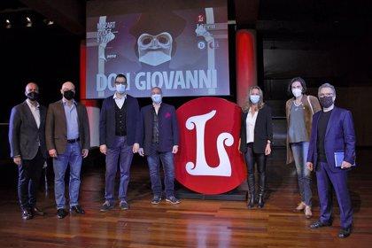 El Liceu de Barcelona abre la temporada de óperas escenificadas con 'Don Giovanni' entre medidas de seguridad