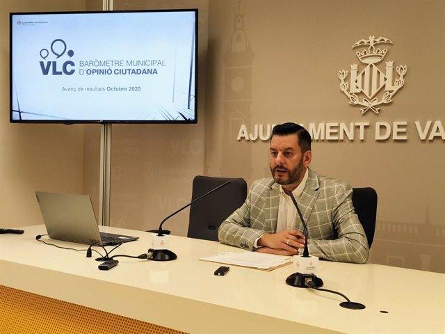 València.- El Barómetro de València pregunta por primera vez por el modelo de Es