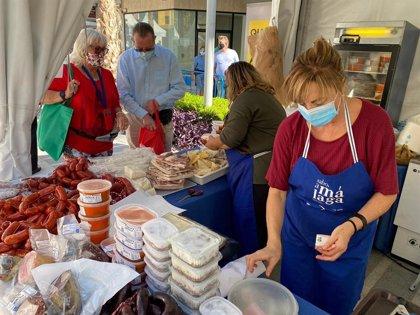 Torremolinos acoge el mercado gastronómico Sabor a Málaga hasta el domingo
