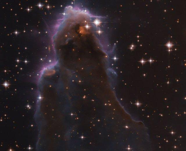 Hubble observa un vivero estelar especial