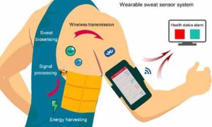 Nuevo dispositivo alimenta sensores portátiles con el movimiento humano