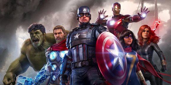 1. Marvel's Avengers retrasa a 2021 su versión de PS5 y Xbox Series X y S