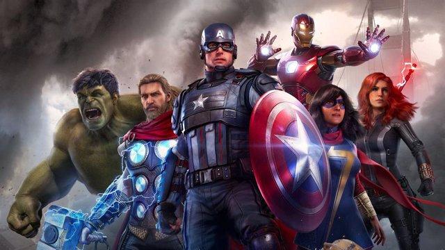 Marvel's Avengers retrasa a 2021 su versión de PS5 y Xbox Series X y S