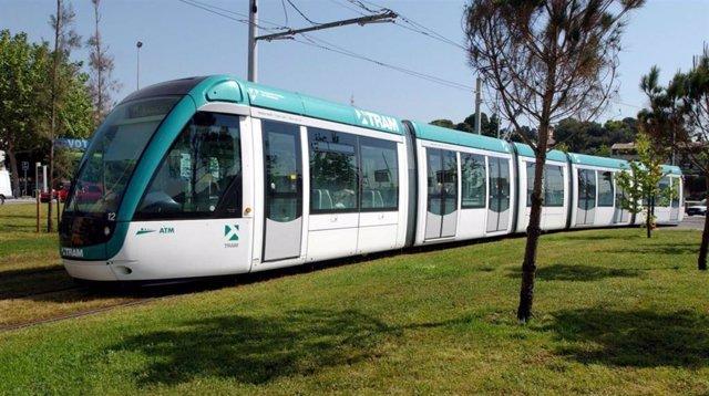 Tranvía 'Citadis' De Alstom