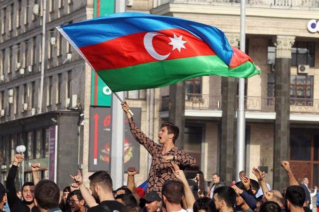 Armenia/Azerbaiyán.- El presidente azerí ve prematuro un diálogo sobre el envío