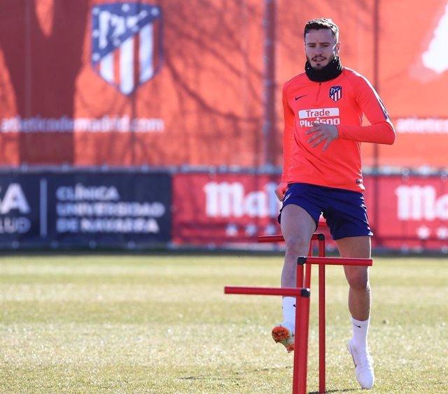 Saúl Ñíguez Atlético