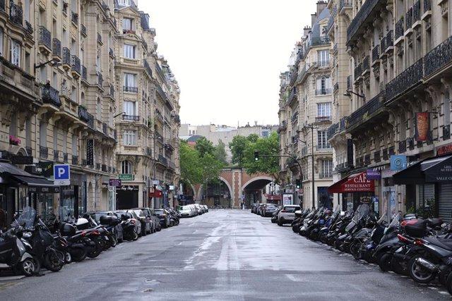 Coronavirus.- Francia suma 25.086 casos de coronavirus ante el aumento de los mu