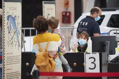 Navarra registra un nuevo máximo de contagios con 547 casos positivos en un día