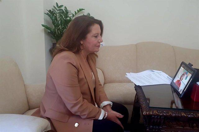 Rocio Medina, Ejemplo De Mujer Empresaria, Valiente Y Luchadora (Consejería De Agricultura, Ganadería, Pesca Y Desarrollo Sostenible)
