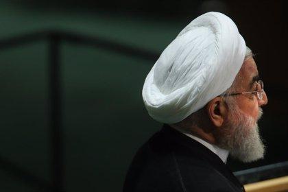 Irán.- Un diputado iraní 'duro' pide la ejecución del presidente Hasán Rohani por su disposición a negociar con EEUU
