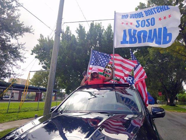 EEUU.- Latinos y tercera edad decidirán las elecciones en Florida