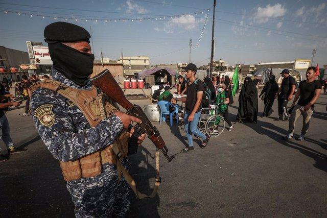 Irak.- Partidarios de milicias chiíes invaden la sede del Partido Democrático de