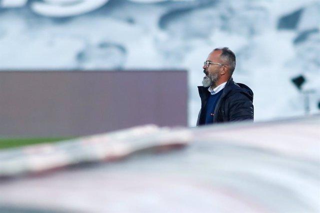 """Fútbol.- Álvaro Cervera: """"Vivo mucho los momentos del fútbol, este lo recordaré"""