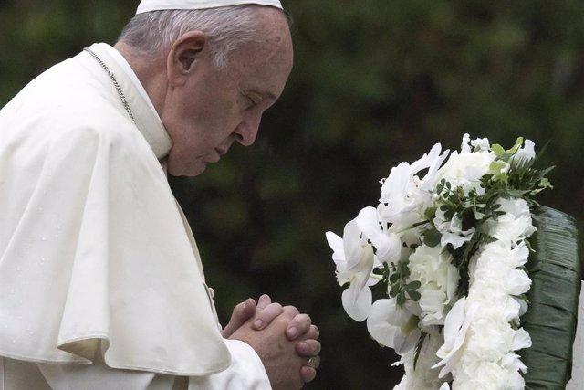 """El Papa: """"Recemos para que las mujeres participen más en la responsabilidad de l"""