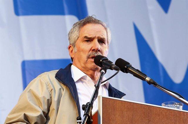 El ministro de Relaciones Exteriores, Comercio Internacional y Culto de Argentina,Felipe Solá, en 2018.