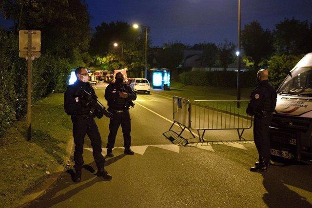 Francia.- Convocan una manifestación en homenaje al profesor de historia decapit