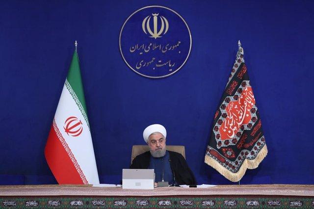 Irán.- Irán anuncia el fin del embargo a la compraventa armas que afectaba al pa