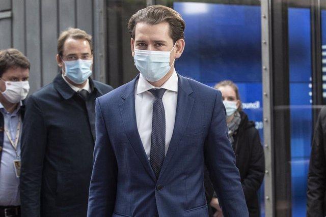 Coronavirus.- Austria rompe su récord de casos diarios por coronavirus y el Gobi