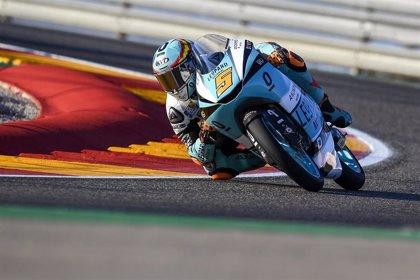 Masià se estrena y Arenas sigue líder en Moto3, y Lowes se mete en la pelea en Moto2