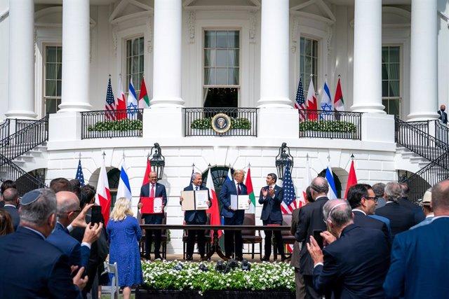 O.Próximo.- Una delegación israelí y de EEUU viaja a Manama para formalizar el a