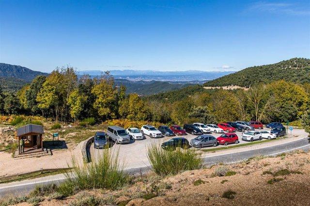 """La Diputació de Barcelona ha aplicat diverses mesures per fer front a """"la massificació i els comportaments incívics"""" al Parc Natural del Montseny."""