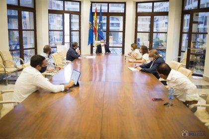 Melilla rechaza decretar el toque de queda nocturno el día que empieza el cierre total de la hostelería durante 15 días