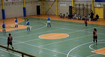 Un equipo segoviano de fútbol sala femenino se planta en pleno partido y decide no jugar sin mascarilla
