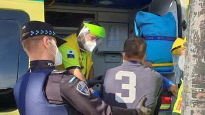 Policía Local devuelve al hospital de Albacete a un paciente con COVID-19 que se había marchado del centro sanitario